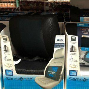 Samsonite Cool Gel Lumbar Cushion
